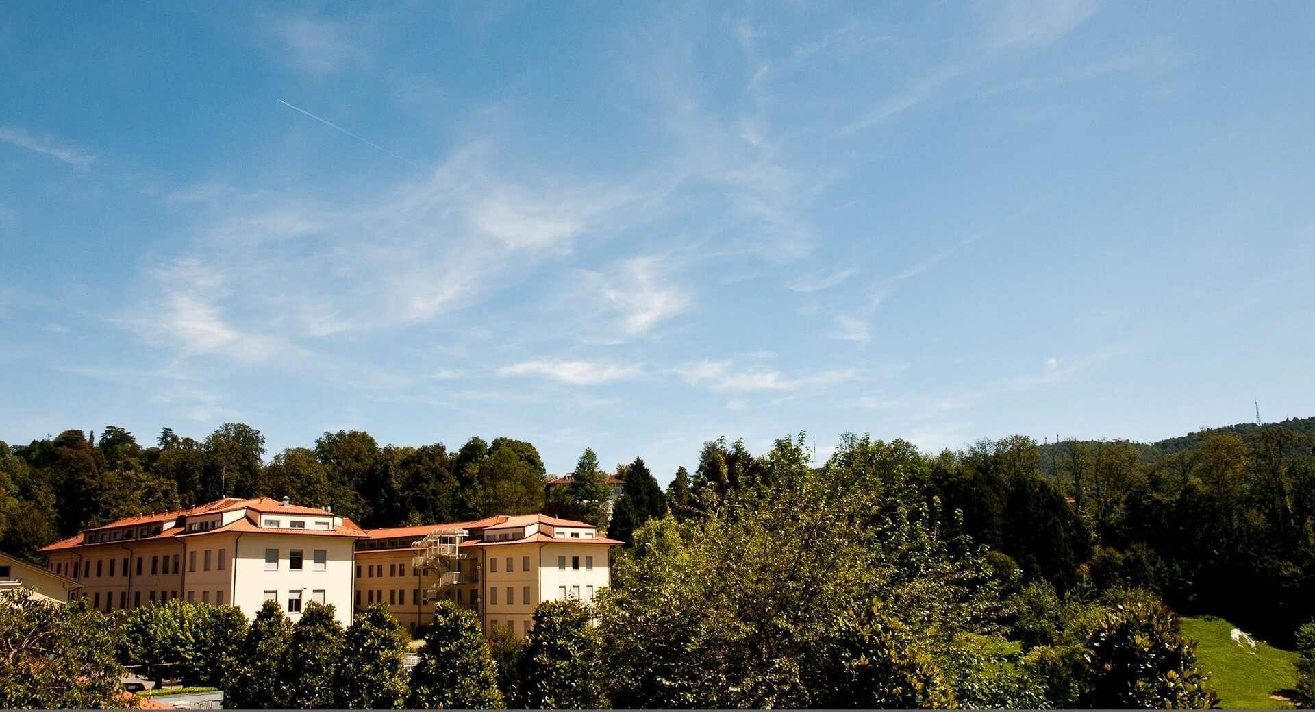 Depliant informativi e Carta dei servizi per il San Camillo Torino